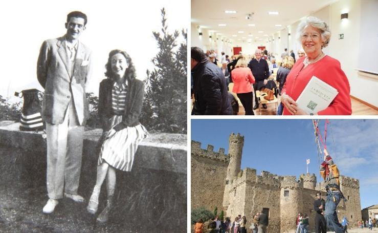CÁCERESCAPARATE | Doña Tatiana y el Castillo de la Arguijuela
