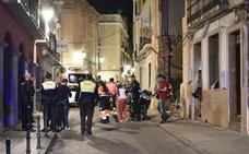 Dos detenidas por el caso de la mujer maniatada en una vivienda de Badajoz