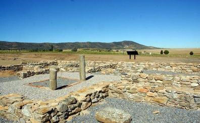 El yacimiento romano de Regina sufre el tercer expolio en tres años