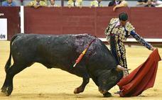 Premio en Los Santos para Emilio de Justo por la mejor faena con un victorino
