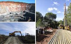 Del oro al coltán, Extremadura tramita 230 nuevos proyectos mineros