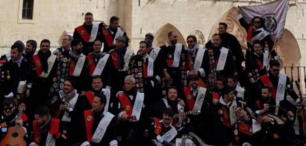 La tuna de Magisterio de Cáceres se proclama vencedora en el certamen nacional