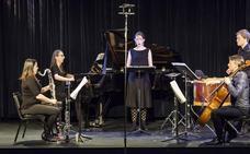 Concierto de 'Glass Farm Ensemble New York', este martes en el Meiac