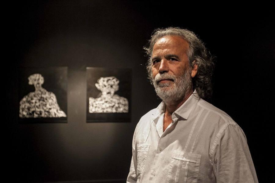 El cacereño Luis Rosado expone 'Las formas de lo cotidiano'