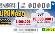 El cuponazo de la ONCE reparte 112.000 euros en Burguillos del Cerro