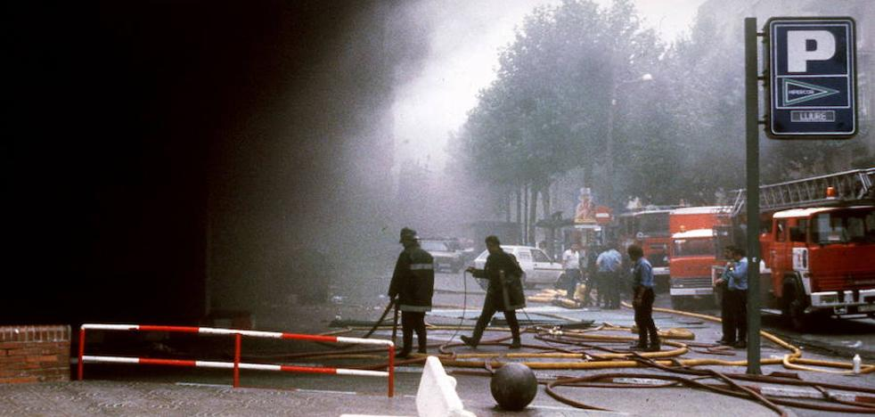 ETA se olvida de un centenar de asesinatos