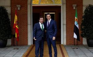 Sánchez reactiva la deuda histórica y un plan de formación para el empleo