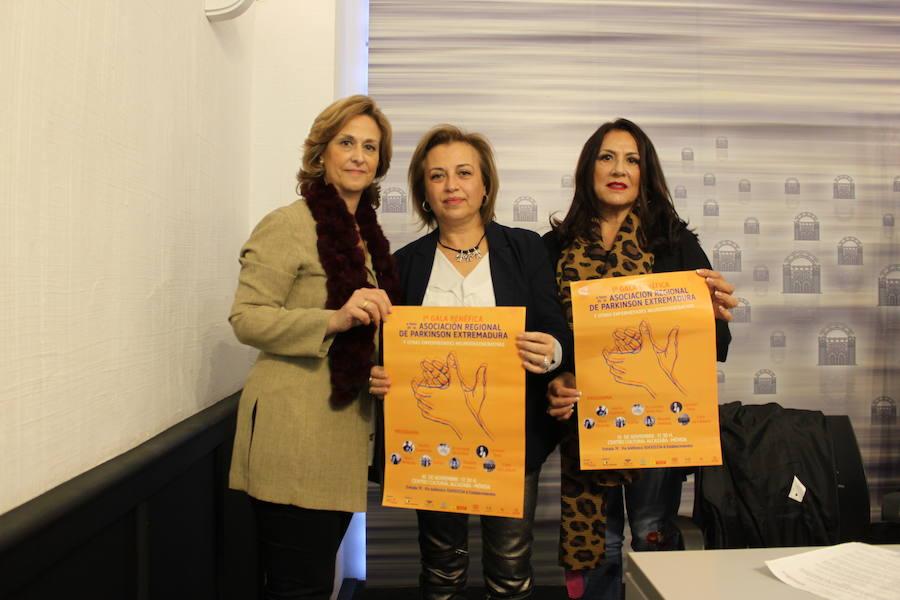 Mérida acoge la I Gala Benéfica de la Asociación Parkinson Extremadura