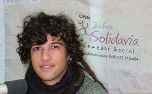 El corredor de montaña Jesús Merino recorrerá 150 kilómetros a beneficio de Zafra Solidaria