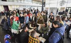 La UEx intenta seducir a los futuros universitarios de Badajoz