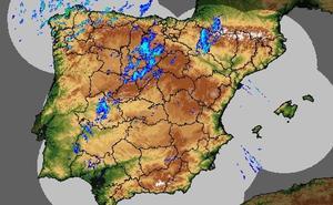 Garganta la Olla y Piornal, las localidades españolas más lluviosas este miércoles
