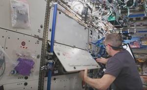 En 8k desde el espacio