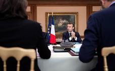 Nueve países, incluido España, se reúnen en París para impulsar una fuerza europea de intervención