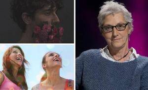 'Carmen y Lola', la escritora Isabel Franc y el poeta Ángelo Néstore, premios FanCineGay