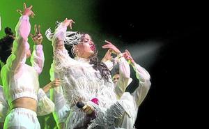 Rosalía, la voz cantante
