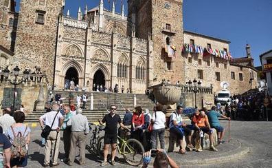 El arzobispo de Toledo no es partidario de que Guadalupe pertenezca a una diócesis de Extremadura