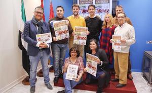 El Paseo Alto de Cáceres revive la fiesta de las castañas con mercado y música