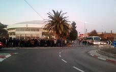 PP y Ayuntamiento de Navalmoral ponen autobuses para manifestarse por el tren