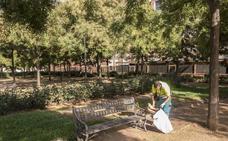 FCC limpiará más parques de Badajoz los fines de semana
