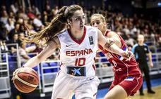 La jugadora del Al-Qázeres Paula Ginzo es convocada por la selección española de baloncesto