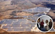 La planta fotovoltaica de Usagre busca 122 trabajadores para iniciar las obras