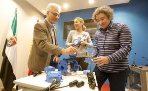 La parte antigua de Cáceres tendrá contadores de agua inteligentes desde la próxima semana