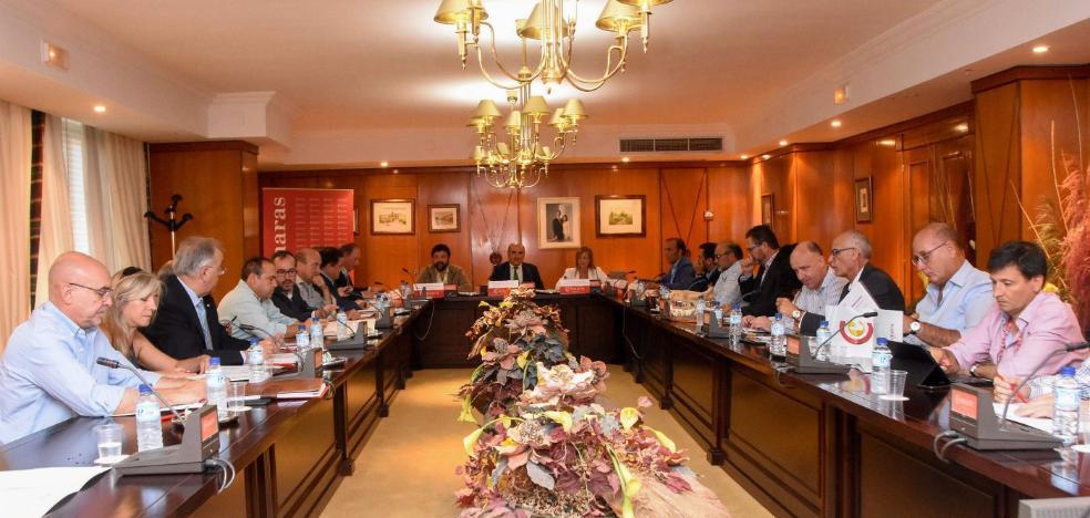 La Cámara de Comercio de Badajoz pide 500.000 euros para pagar nóminas
