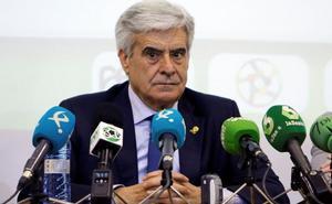 El CSD traslada al TAD la denuncia contra 16 presidentes territoriales