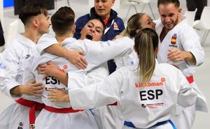 La extremeña Marta García luchará por el oro por equipos en el Mundial