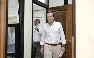 El portavoz del Gobierno de Cáceres califica de «pataleta» la salida de Ciudadanos del Consorcio