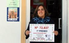 El primer premio de la Lotería Nacional deja 30.000 euros en Monesterio