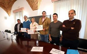 Seis municipios pacenses exigen a Endesa que solucione continuos cortes del suministro eléctrico