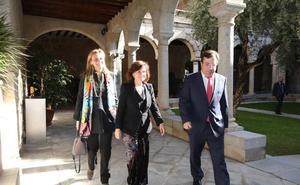 Carmen Calvo defiende en Cáceres que la igualdad «ha venido para quedarse»
