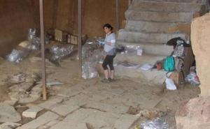 Premian el proyecto arqueológico del yacimiento tartésico del Turuñuelo de Guareña
