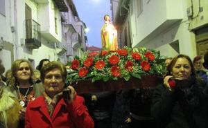 Hoy se celebra la festividad del Cristo de las Mujeres en Jaraíz