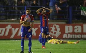 El Osasuna arrebata la victoria al Extremadura en el Francisco de la Hera