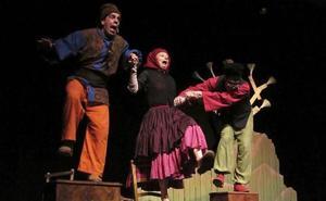 La Sala Trajano de Mérida programa el espectáculo infantil 'La rebelión de los caracoles'