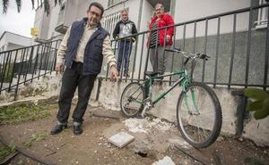 El barrio de Las Trescientas de Cáceres exige soluciones contra una plaga de ratas