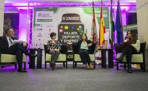 Concluye en Cáceres el IV congreso de Mujer, Deporte y Empresa