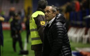 Sabas se despide del Extremadura: «Me voy con la cabeza alta»