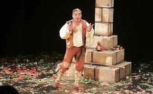'El Lazarillo de Tormes' arrasa en el XXVIII Certamen de Teatro Villa de Navalmoral