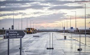 La plataforma logística de Badajoz se lleva la mayor inversión de los Presupuestos regionales