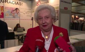 La Infanta Doña Pilar desmiente el divorcio de la Infanta Cristina