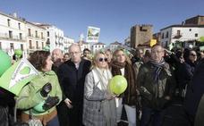 Nevado espera que la Junta «no se invente una figura jurídica» que permita la mina de litio en Cáceres
