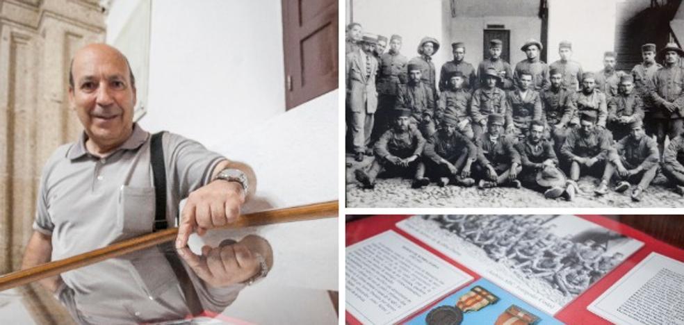 El Palacio de las Cigüeñas recuerda a los 'héroes pobres de Cáceres'