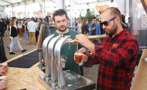 En la II Feria de la Cerveza Artesana de Trujillo se consumieron 13.000 litros