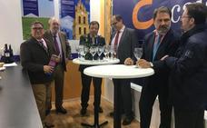 Inauguración de Iberovinac en Almendralejo sin García Lobato
