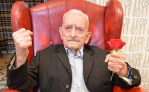 Fallece el 'abuelo de Campanario' Juan Andrés a los 104 años