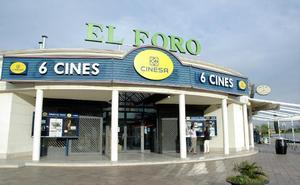 Cinesa El Foro de Mérida podría cerrar a final de año al acabar su alquiler con la empresa Acciona