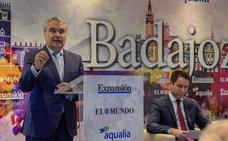 Fragoso vende en Madrid una ciudad moderna